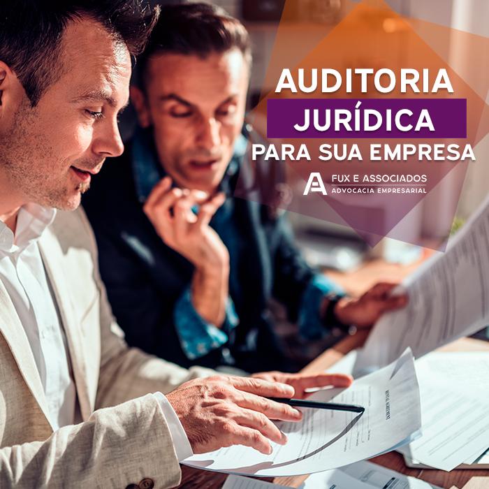 auditoria juridica