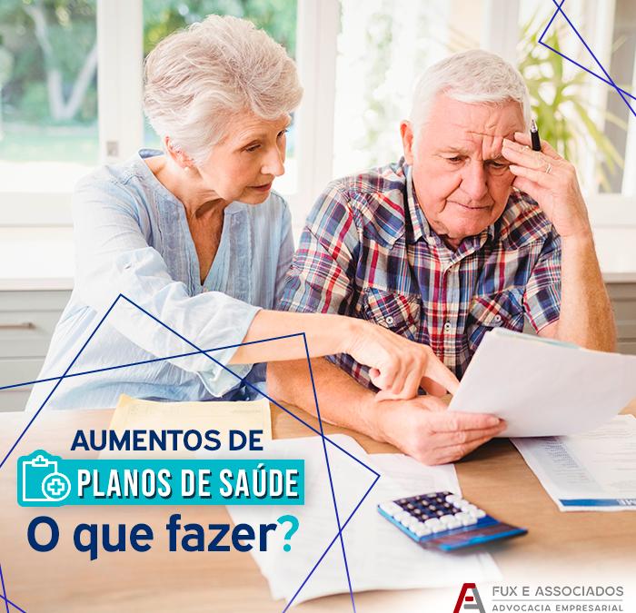 Aumentos de planos de saúde aos 59 e 60 anos: O que pode ser feito?