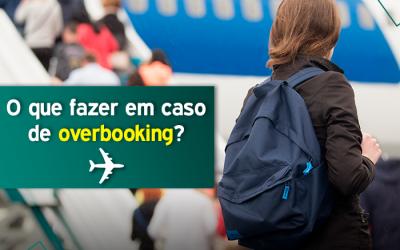 O que fazer em caso de overbooking?