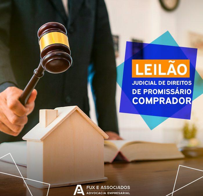 Saiba tudo sobre leilão judicial de direitos de promissário comprador