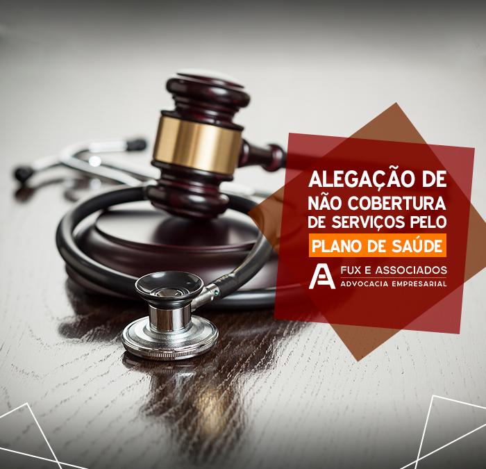 Plano de saúde negou a cobertura de serviços: Saiba sobre a possibilidade de pleitear em juízo