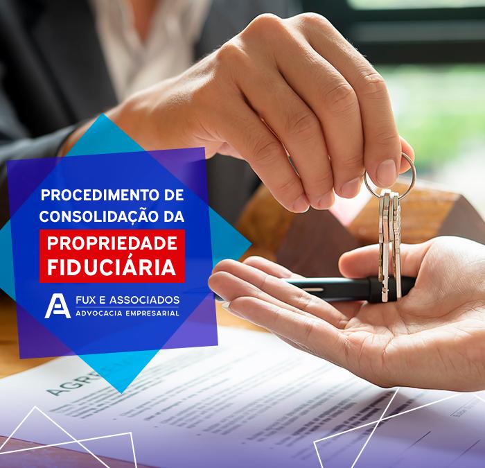 Procedimento de Consolidação da propriedade fiduciária